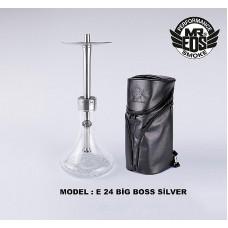 MR. EDS E-24 BIG BOSS PRO Silver – Siyah Çantalı