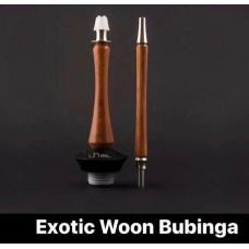 Union Hookah Exotic Wood Nargile